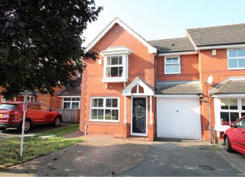 Herne Field, Worcester WR4. 3 bed end terrace house