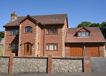 Thumbnail 5 bed detached house for sale in Beech Grove, Pwll Llanelli
