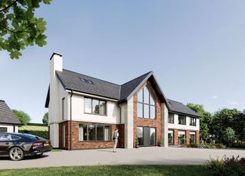 Thumbnail Detached house for sale in Plot 2, Caldy Road, Caldy, Wirral