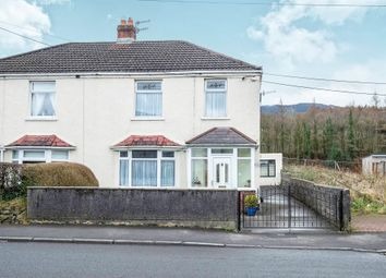 Thumbnail 2 bed semi-detached house for sale in Park Avenue, Glynneath, Neath