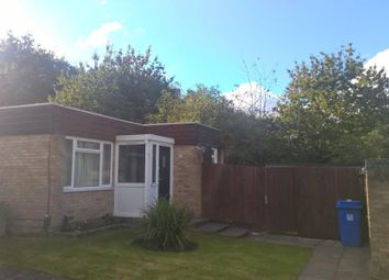 Thumbnail 2 bed detached bungalow to rent in Pine Close, Horsell