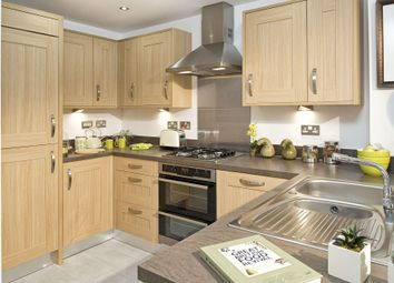 "Thumbnail 4 bed end terrace house for sale in ""Faversham"" at Armitage Road, Rugeley"