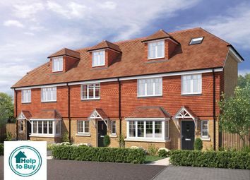 3 bed terraced house for sale in All Saints Gardens, Nutfield Road, Merstham, Surrey RH1
