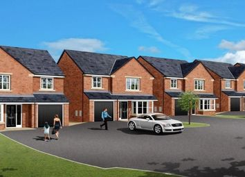 Thumbnail 4 bed detached house for sale in Plot 7, 'the Maltings', Off Cadman Street, Wath-Upon-Dearne