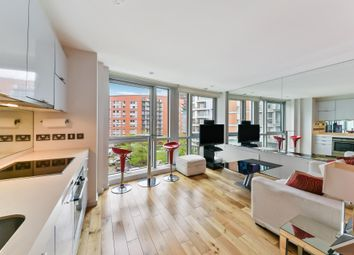 Thumbnail Studio for sale in Ontario Tower, New Providence Wharf, London
