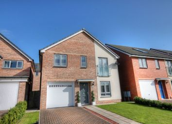 Thumbnail 4 bed detached house for sale in Leazes Parkway, Newcastle Upon Tyne