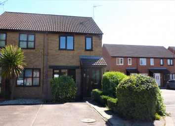 Thumbnail 2 bedroom semi-detached house for sale in St. Pauls Drive, Chatteris