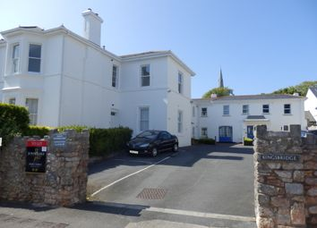 Thumbnail 2 bedroom flat to rent in Greenway Road, St. Marychurch, Torquay
