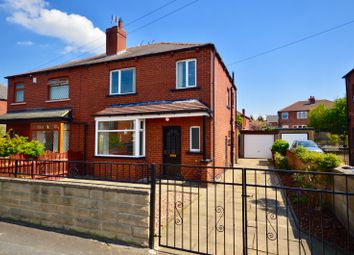 Thumbnail 3 bed semi-detached house for sale in Waincliffe Mount, Leeds, West Yorkshire
