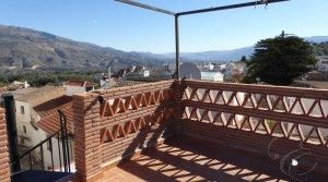Thumbnail 4 bed town house for sale in Lecrin, Granada, Andalusia, Spain
