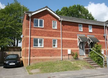 Thumbnail 2 bed semi-detached house for sale in Oak Close, Bishop's Cannings, Devizes