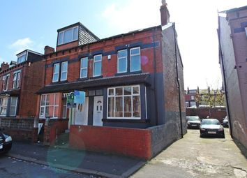 Thumbnail 4 bed terraced house for sale in Markham Avenue, Leeds