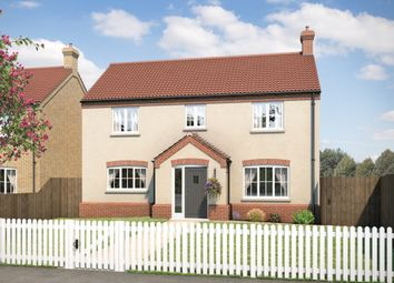 Thumbnail 4 bedroom detached house for sale in Gilbert Row, West End, March