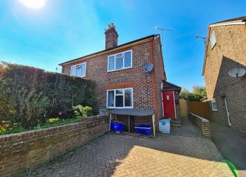 Maypole Road, Ashurst Wood, East Grinstead RH19. 3 bed semi-detached house for sale