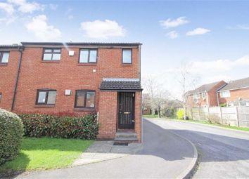 Thumbnail 1 bedroom flat to rent in Heronbridge Close, Swindon, Wilts