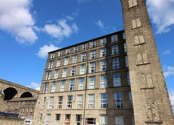 Thumbnail 2 bed flat to rent in Saville Court, Milnsbridge, Huddersfield