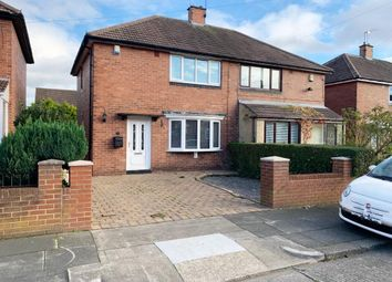 Thumbnail 2 bed semi-detached house for sale in Hartside Road, Nookside, Sunderland