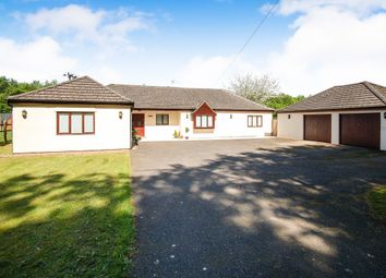 Thumbnail 5 bed detached bungalow for sale in Methwold Road, Cranwich, Norfolk