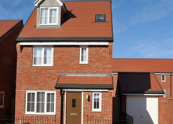 """Thumbnail 4 bed semi-detached house for sale in """"The Penshaw"""" at Cottonwood Close, Bamber Bridge, Preston"""