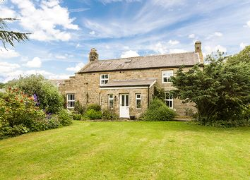 Thumbnail 4 bed farmhouse for sale in East Grottington, Near Corbridge, Northumberland