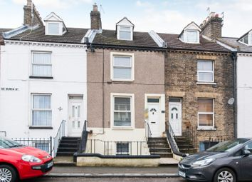 Thumbnail 3 bed property for sale in De Burgh Street, Dover
