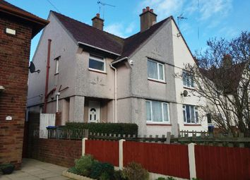 Thumbnail 3 bed semi-detached house for sale in Grange Road, Blackpool