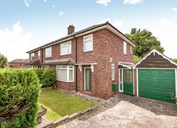 Thumbnail 3 bed semi-detached house to rent in Tupsley, Hereford
