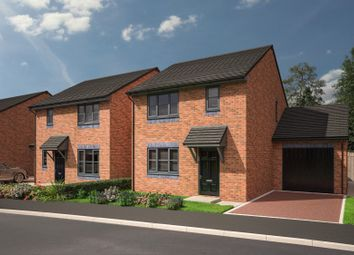 Thumbnail 3 bed detached house for sale in The Elder, Harrison Close, Bill Quay