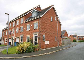 Thumbnail 3 bed end terrace house for sale in Chapelside Close, Great Sankey, Warrington