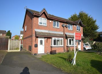 Thumbnail 3 bed semi-detached house for sale in Coulton Road, Widnes