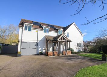 Thumbnail 6 bed detached house for sale in Catmere End, Saffron Walden