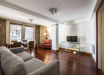 Thumbnail 1 bedroom flat to rent in St. Georges Wharf, Shad Thames, London