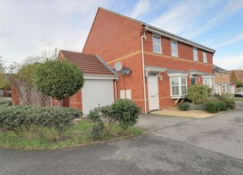 Thumbnail 3 bed semi-detached house to rent in Cosway Place, Milton Keynes
