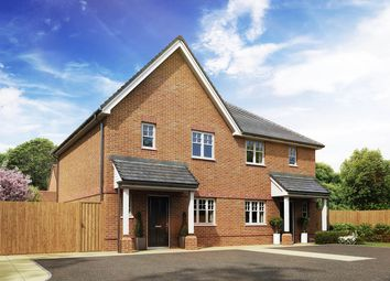Thumbnail 3 bed semi-detached house for sale in Hyde End Road, Berkshire