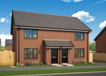 "Thumbnail 3 bed property for sale in "" The Blair At The Orchard "" at Panmure Street, Glasgow"