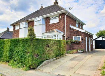 Thumbnail 3 bed semi-detached house for sale in Heyescroft, Bickerstaffe, Ormskirk