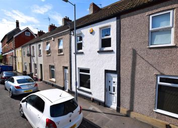 Thumbnail 2 bed terraced house for sale in Meadow Street, Avonmouth, Bristol