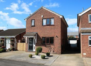 Thumbnail 3 bed detached house for sale in Knaith Close, Yarm