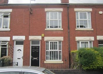 2 bed terraced house for sale in Melbourne Road, Earlsdon, Coventry CV5