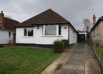 Thumbnail 3 bed bungalow to rent in Paddington Grove, Bournemouth