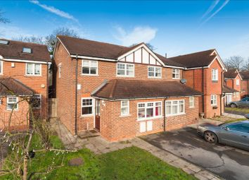 Thumbnail 4 bed semi-detached house for sale in Nevinson Close, London, London