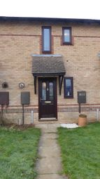 Thumbnail 1 bed terraced house to rent in Barnett Crescent, Woodford Halse, Daventry