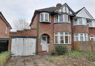 Thumbnail 3 bed semi-detached house for sale in 242 Ridgacre Road, Quinton, Birmingham, West Midlands