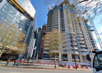 Thumbnail 2 bed flat for sale in The Corniche, Albert Embankment, London