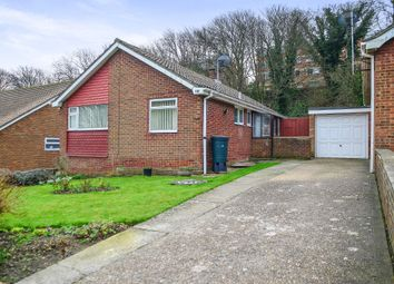 Thumbnail 2 bed detached bungalow for sale in Burton Road, Eastbourne