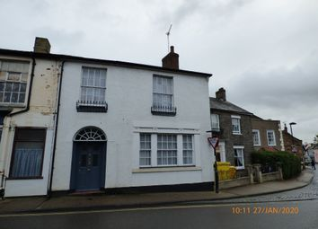 Thumbnail 4 bed terraced house to rent in Blyburgate, Beccles
