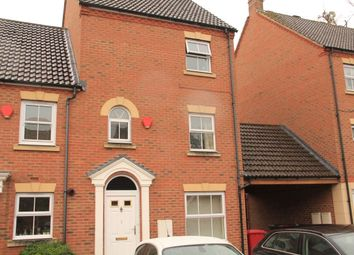 Thumbnail 4 bedroom terraced house to rent in Owen Close, Langley, Slough