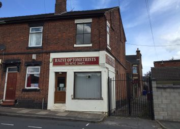 Thumbnail Retail premises for sale in 1 Cornelious Street, Meir, Stoke-On-Trent, Staffordshire