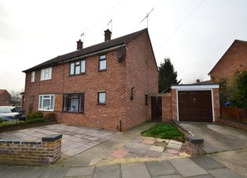 Thumbnail 3 bed semi-detached house for sale in Waterford Road, Ipswich