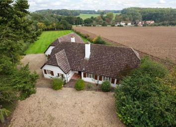 Thumbnail 4 bed detached bungalow for sale in Rookery Lane, Wendens Ambo, Saffron Walden, Essex